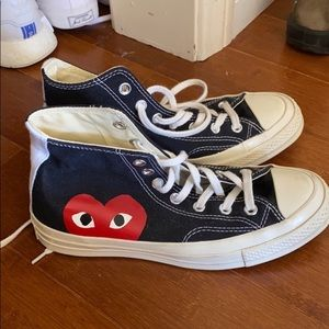 Converse Comme des Garcons CDG Play high 6M/ 8W